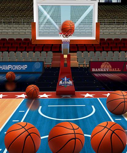 Pocket basketball: All star Screenshot