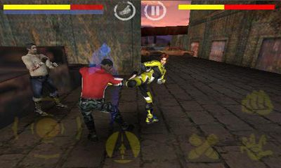 Fighting Tiger 3D screenshot 1