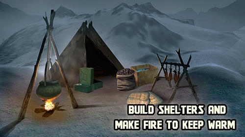 Siberian survival: Winter 2 для Android