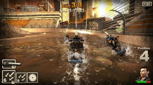 Hydro storm 2 pour Android