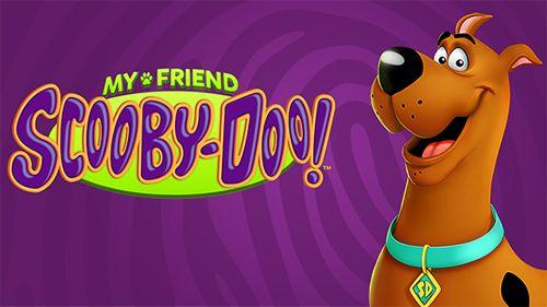 logo ¡Mi amigo  Scooby-Doo!