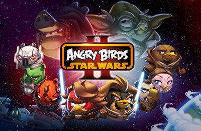 logo Angry Birds: Star Wars 2