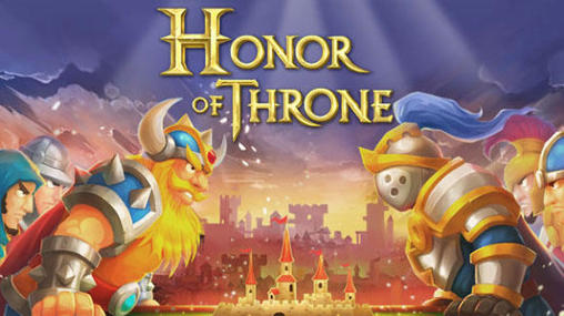 Honor of throne icon