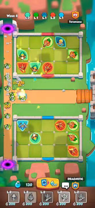 Android用 Rush Royale - Tower Defense