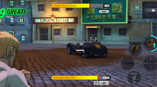 Revenge: Chase and shoot Screenshot