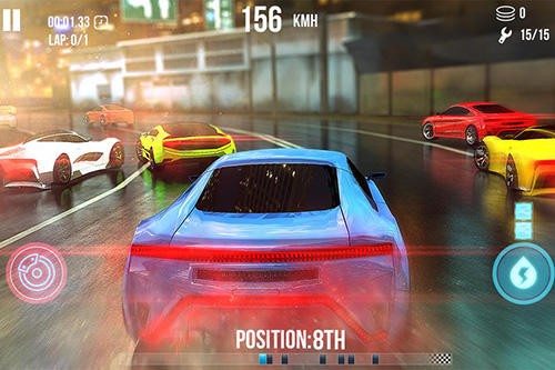 High speed race: Road bandits für Android