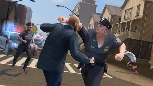 Grand crime gangster captura de pantalla 1