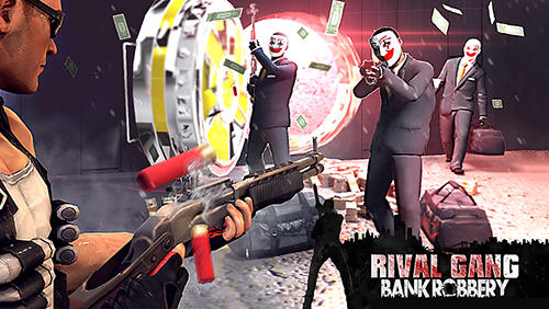 Rival gang: Bank robbery captura de pantalla 1