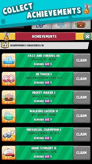 Fußball Simulator Screenshot