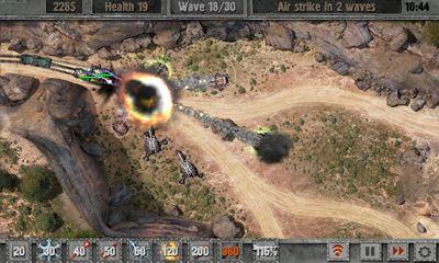 Defense Zone 2 für Android