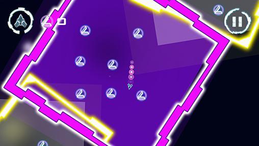 Galaxy geometry Screenshot