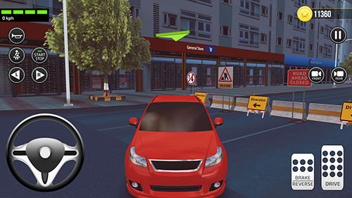 Driving academy: India 3D pour Android