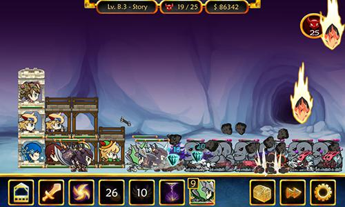 Own kingdom for Android