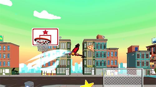 Dunk perfect: Basketball Screenshot