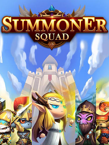 Summoner squad скриншот 1