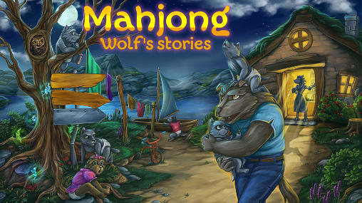 Mahjong: Wolf's stories capture d'écran 1