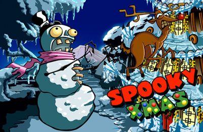 logo Spooky Xmas