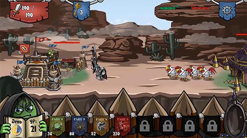 Bubble wars Screenshot