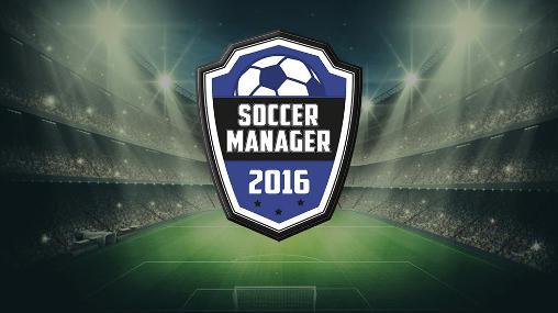 Soccer manager 2016 ícone