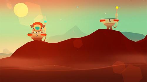 Arcade-Spiele: Lade Mars: Mars auf dein Handy herunter
