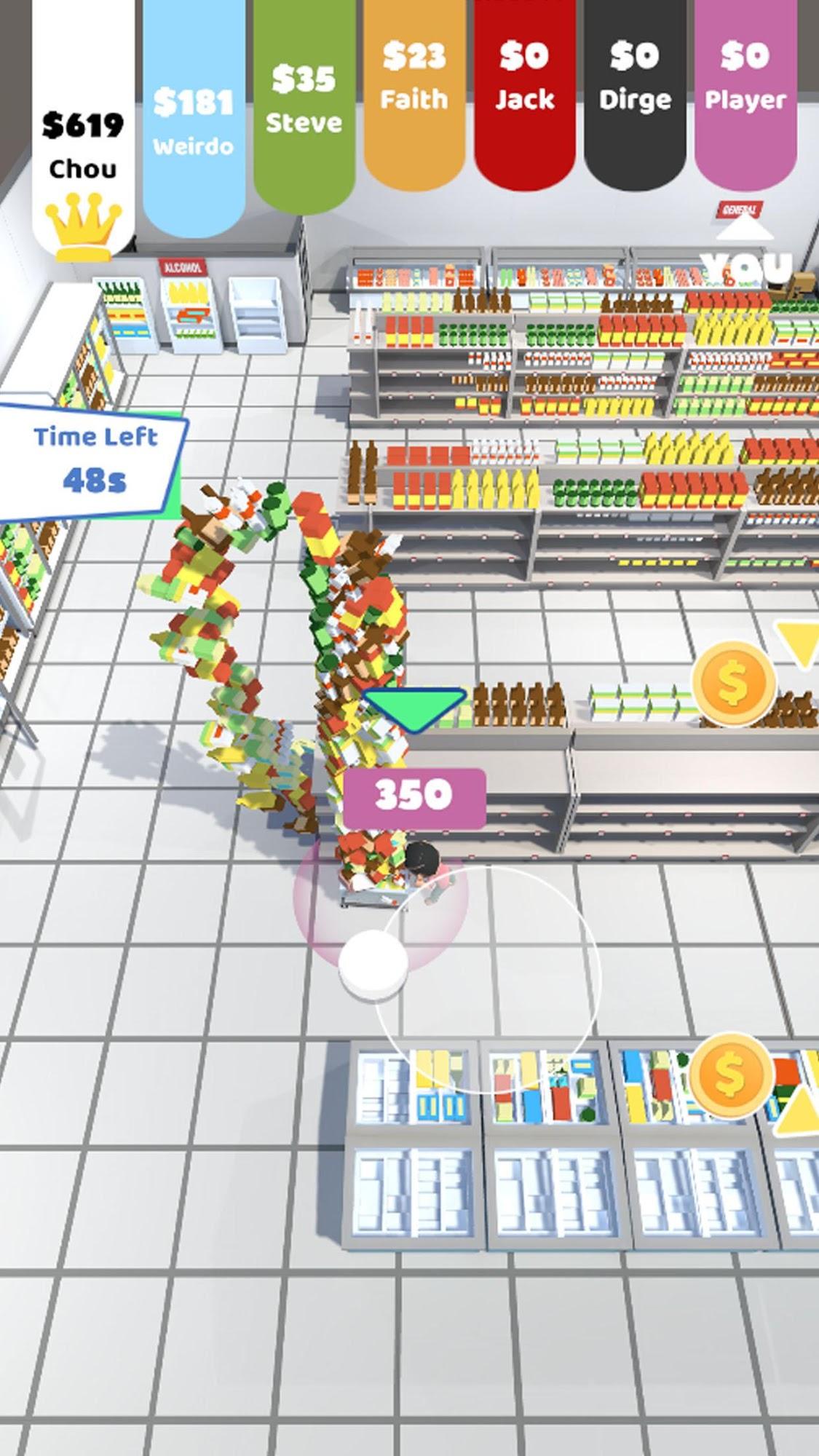 Shopping Rush.io para Android