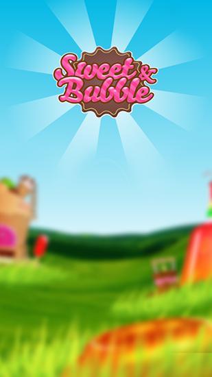 Иконка Sweet and bubble