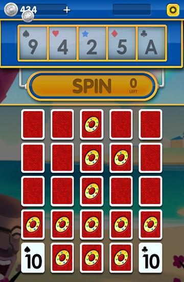 Slingo shuffle screenshot 1