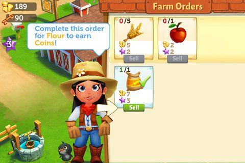 Estrategias: descarga Farmville 2: Privacidad rural a tu teléfono