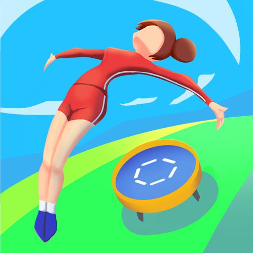 Flip Jump Stack! icône