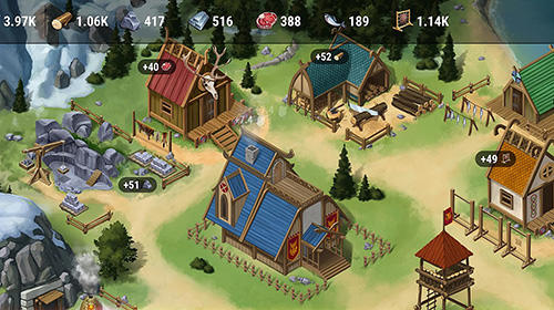 Vikings odyssey für Android