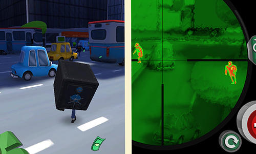 Snipers vs thieves screenshot 2