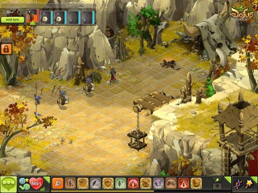 RPG-Spiele: Lade Dofus Touch auf dein Handy herunter