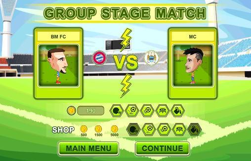 Head football: Soccer stars Screenshot