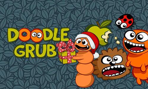 Doodle grub: Christmas edition Screenshot