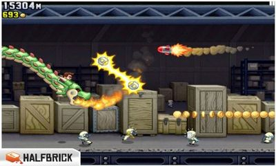 Jetpack Joyride pour Android