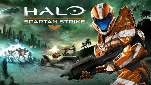 Screenshot Halo: Spartan Strike auf dem iPhone