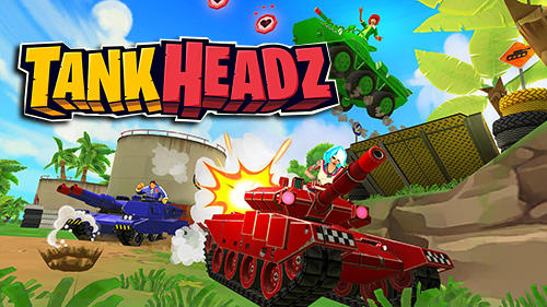 Tank headz icon