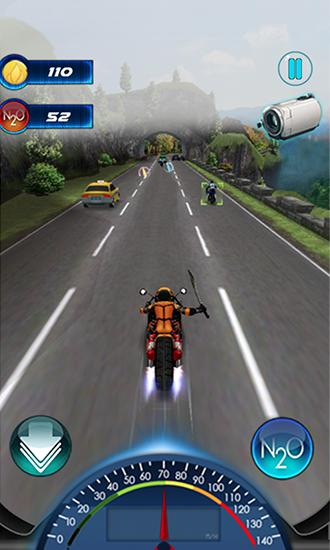 Super moto GP rush für Android