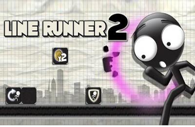logo Line Runner 2
