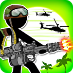 Stickman army: The resistance icon