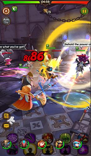 Hello hero: Epic battle für Android