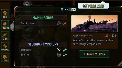 Action Combat battlefield: Black ops 3 für das Smartphone
