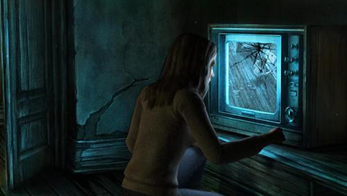 Screenshot Echte Furcht: Verlassene Seelen auf dem iPhone