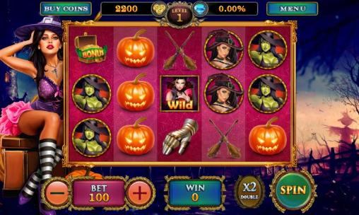 Slots: Lucky witch para Android