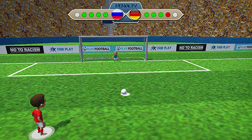 Soccer world cup: Soccer kids for Android