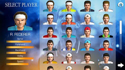 Tennis Welttour: Der Weg zum Finale für iPhone