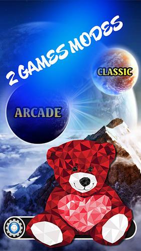 Arcade-Spiele Block puzzle jewels für das Smartphone