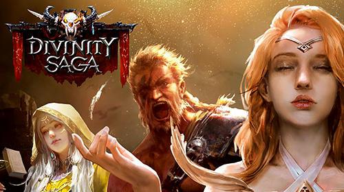 Divinity saga скріншот 1