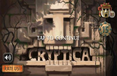 Arcade: Lade Cryptica auf dein Handy herunter