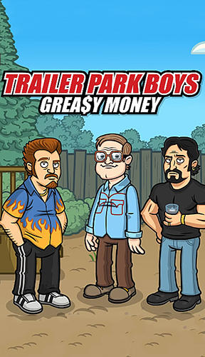 logo Trailer park boys: Greasy money
